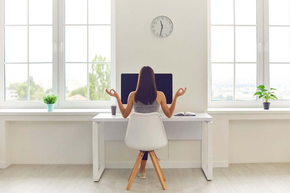 FIVE WAYS TO TAKE CONTROL OF YOUR WORK-LIFE BALANCE